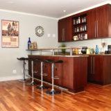 Sea House, Knysna Group Accommodation Bar Room