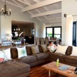 Sea House, Knysna Group Accommodation, Comfy Lounge