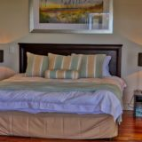 Sea House,Group Accommodation, Upstairs bedroom
