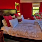 Villa Seaview,Knysna Heads Villa Accommodation, Beautiful upstairs bedroom