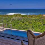 Beachscape, Keurboomstrand, Plettenberg Bay, the view from the Master Suite