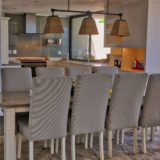 Beachscape, Keurboomstrand, Plettenberg Bay, Indoor dining area