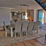 Beachscape, Plettenberg Bay Tranquility by the Ocean- 10 seater dining room table