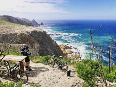Nature & adventure lovers, cyclists and hikers - the sun always shines on the Garden Route