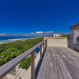 Home by the Beach, Plettenberg Bay, Beach Accommodation, spectacular views from the rooftop
