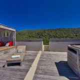 Home by the Beach, Plettenberg Bay, Beach Accommodation, Roof top deck
