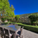 Home by the Beach, ,Plettenberg Bay, Beach Accommodation, Sheltered courtyard