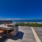 Home by the Beach, Plettenberg Bay, Beach Accommodation, al fresco dining on the roof top deck
