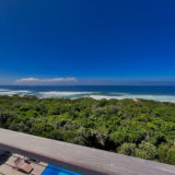 Home by the Beach, Keurboomstrand, Plettenberg Bay, Beach Accommodation, view from the roof top deck