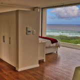Home by the Sea, Keurboomstrand, Seaside Accommodation, Master Suite View