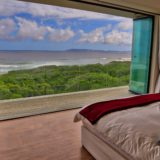 Home by the Sea, Keurboomstrand, Seaside Accommodation, Master Suite, views form your bed