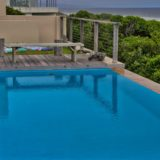 Home by the Sea, Keurboomstrand, Seaside Accommodation, rim flow pool
