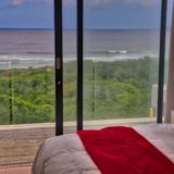 Home by the Sea, Keurboomstrand, Seaside Accommodation, View - Bedroom 2