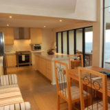 Cliff House, Seaview Accommodation, Knysna, Dining Room & Kitchen