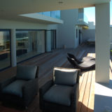 Home by the Sea, Keurboomstrand, Seaside Accommodation, outdoor seating