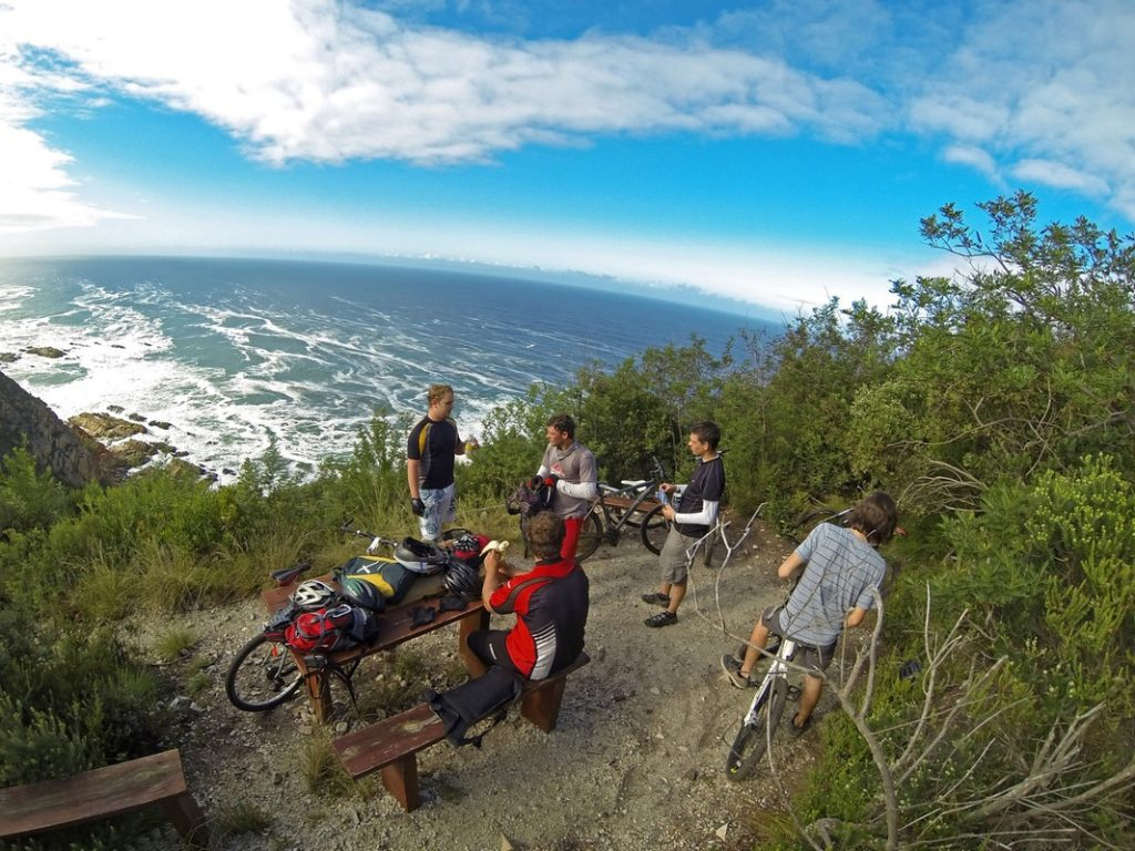 Knysna cycling routes - Harkerville