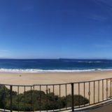 Sea view accommodation Plett, View from Beach Cove Villa