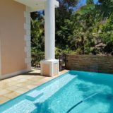Villa Seaview Heated Pool