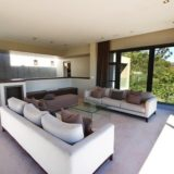 The Light House - Lounge with folding stacking doors