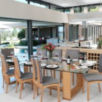 The Light House - Holiday accommodation - Dining and Kitchen area